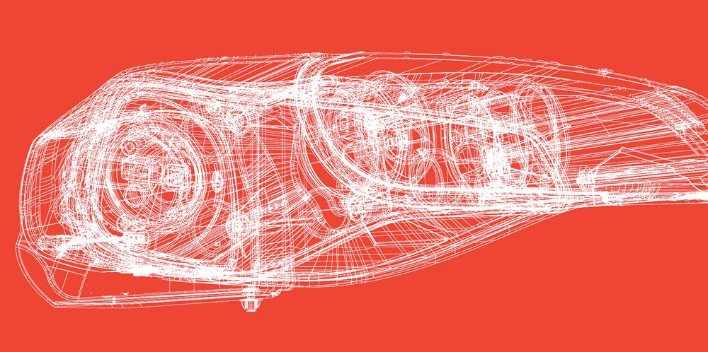 Lampa samochodowa ELV001-Automotive-EXEON