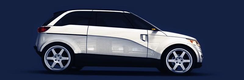 Samochód elektryczny ELV001-EXEON